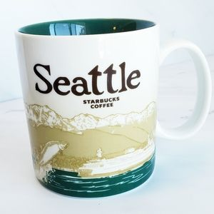 Starbucks Seattle collectors mug